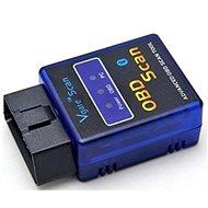 Mobilly OBD-II Bluetooth - Diagnosztika