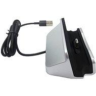 Mobilly univerzális dokkoló állomás USB-C csatlakozóval - Töltőállvány
