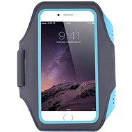 OEM Karra rögzíthető tok sportoláshoz, kék - Mobiltelefon tok