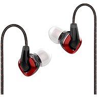 FiiO F3 - Mikrofonos fej-/fülhallgató