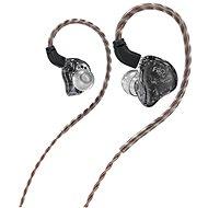 Fej-/fülhallgató FiiO FH1s Black