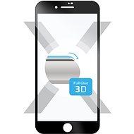 FIXED 3D Full-Cover Apple iPhone 7 Plus / 8 Plus készülékhez fekete - Képernyővédő