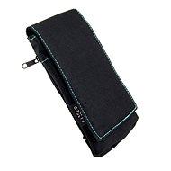 FIXED Club tépőzárral nyitható tok, 5XL+ méret, fekete - Mobiltelefon tok