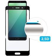 FIXED Full-Cover Huawei Mate 10 Pro készülékhez a teljes kijelzőre fekete - Képernyővédő