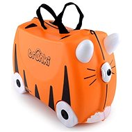 Trunki Tipu tigris bőrönd - Futóbicikli