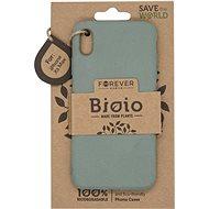Forever Bioio iPhone XS Max-hoz zöld - Telefon hátlap