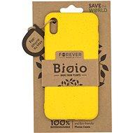 Forever Bioio iPhone XS Max-hoz sárga