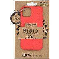 Forever Bioio iPhone 11 Pro-hoz piros - Telefon hátlap