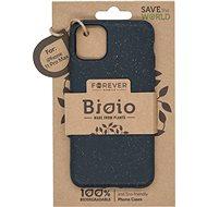 Forever Bioio iPhone 11 Pro Max-hoz fekete - Telefon hátlap