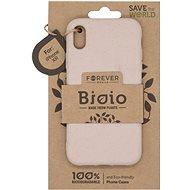 Forever Bioio iPhone XR készülékhez rózsaszín - Mobiltelefon hátlap