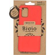 Forever Bioio Samsung Galaxy A71 készülékhez piros - Mobiltelefon hátlap