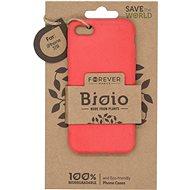 Forever Bioio iPhone 7/8 / SE (2020)-hoz piros - Telefon hátlap
