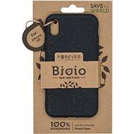 Forever Bioio iPhone XR készülékhez fekete - Telefon hátlap