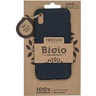 Forever Bioio iPhone X / XS-hez fekete - Telefon hátlap
