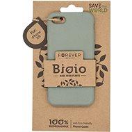 Forever Bioio iPhone 7/8/SE-hez (2020) zöld - Telefon hátlap