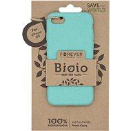 Forever Bioio iPhone 7/8/SE (2020) készülékhez, mentazöld - Telefon hátlap