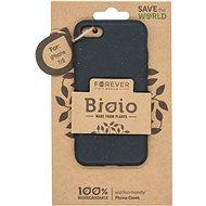 Forever Bioio iPhone 7/8 / SE (2020) számára fekete - Mobiltelefon hátlap