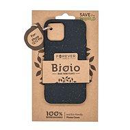 Forever Bioio Apple iPhone 12/iPhone 12 Pro-hoz, fekete - Telefon hátlap