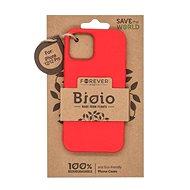 Forever Bioio Apple iPhone 12/iPhone 12 Pro-hoz, piros - Telefon hátlap