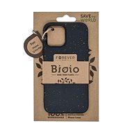 Forever Bioio Apple iPhone 12 Pro Max-hoz, fekete - Telefon hátlap