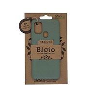 Forever Bioio a Samsung A21s készülékhez zöld - Mobiltelefon hátlap