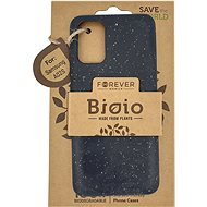 Forever Bioio Samsung A02S-hez, fekete - Mobiltelefon hátlap