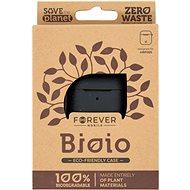 Forever Bioio AirPods-hoz - fekete - Fülhallgató tok