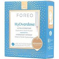 FOREO UFO - H2Overdose maszk, 6 darab - Arcpakolás