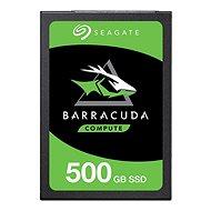 Seagate BarraCuda SSD 500GB - SSD meghajtó