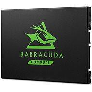 Seagate Barracuda 120 250GB - SSD meghajtó