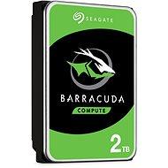 Seagate BarraCuda 2TB - Merevlemez