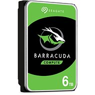 Seagate BarraCuda 6TB - Merevlemez