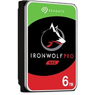 Seagate IronWolf Pro 6TB CMR - Merevlemez