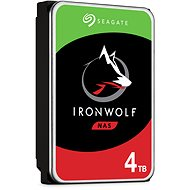 Seagate IronWolf 4TB CMR - Merevlemez
