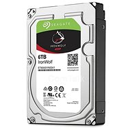 Seagate IronWolf 6TB - Merevlemez
