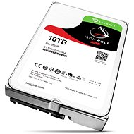 Seagate IronWolf 10TB - Merevlemez