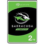 Seagate BarraCuda Laptop 2TB - Merevlemez