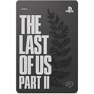 Seagate PS4 Game Drive 2TB The Last Of Us Part II - Külső meghajtó