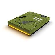 Seagate Game Drive for Xbox 2TB Halo Infinite Special Edition - Külső merevlemez