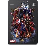 Seagate PS4 Game Drive 2 TB Marvel Avengers Limited Edition - Cap - Külső merevlemez