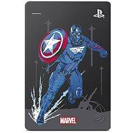 Seagate PS4 Game Drive 2 TB Marvel Avengers Limited Edition - Avengers Assemble - Külső merevlemez