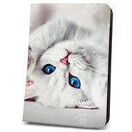"Forever Fashion Cute Kitty univerzális 7-8"" - Tablet tok"
