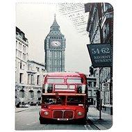 "Forever Fashion London univerzális 9-10"" - Tablet tok"