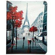 """Forever Fashion Paris univerzális 7-8"""" - Tablet tok"""