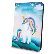 "Forever Fashion Unicorn univerzális 7-8"" - Tablet tok"