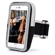 """Forever Zipper 6.0"""" mobiltelefon tok karra fekete - Mobiltelefon tok"""