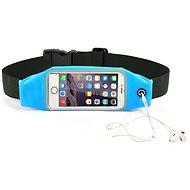 """Forever övtáska jellegű telefontok  6,2"""" kék - Mobiltelefon tok"""