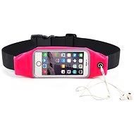 """Forever övtáska jellegű telefon tok 6,2"""" rózsaszín - Mobiltelefon tok"""