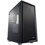 FSP Fortron CMT140 Black - Számítógépház