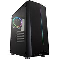 FSP Fortron CMT151 Black - Számítógépház